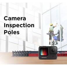 Camera Inspection Poles