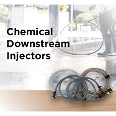 Chemical Downstream Injectors