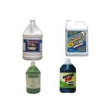 Gutter Cleaning Chemicals
