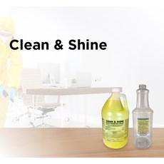 Clean & Shine