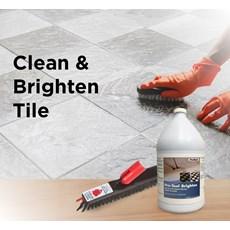 Clean & Brighten Tile