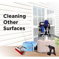 Cleaning Other Surfaces