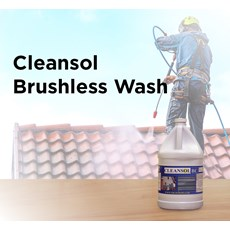 Cleansol Brushless Wash