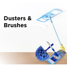 Dusters & Brushes