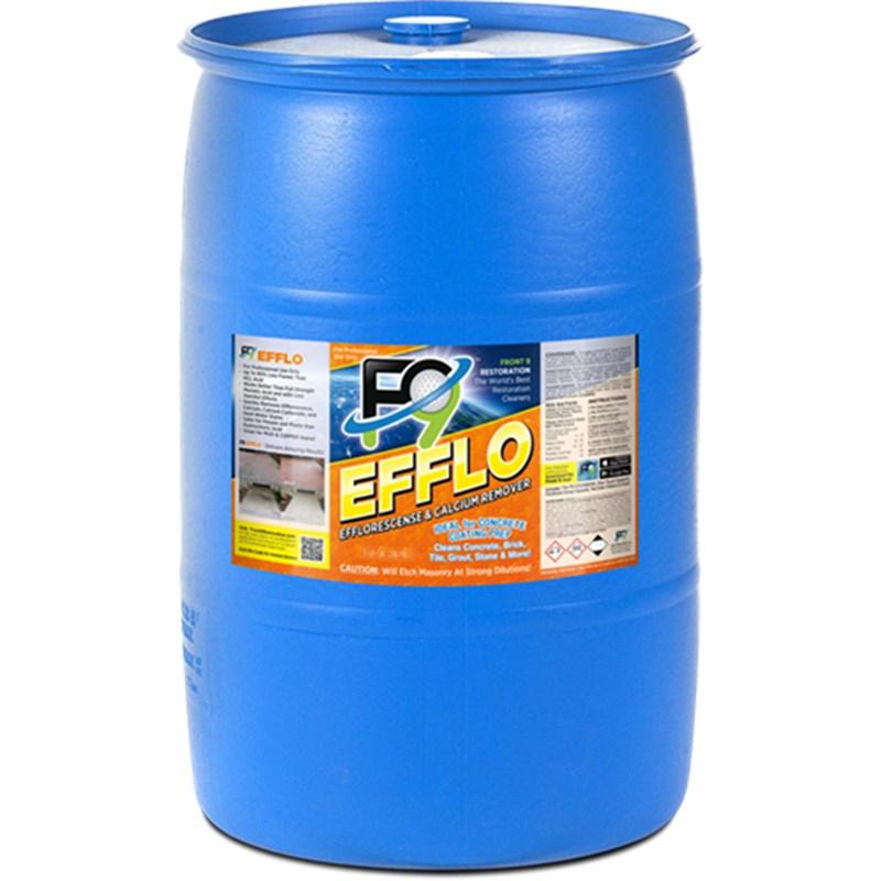 F9 Efflorescence/Calcium Remover 55 Gal