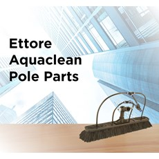 Ettore Aquaclean Pole Parts