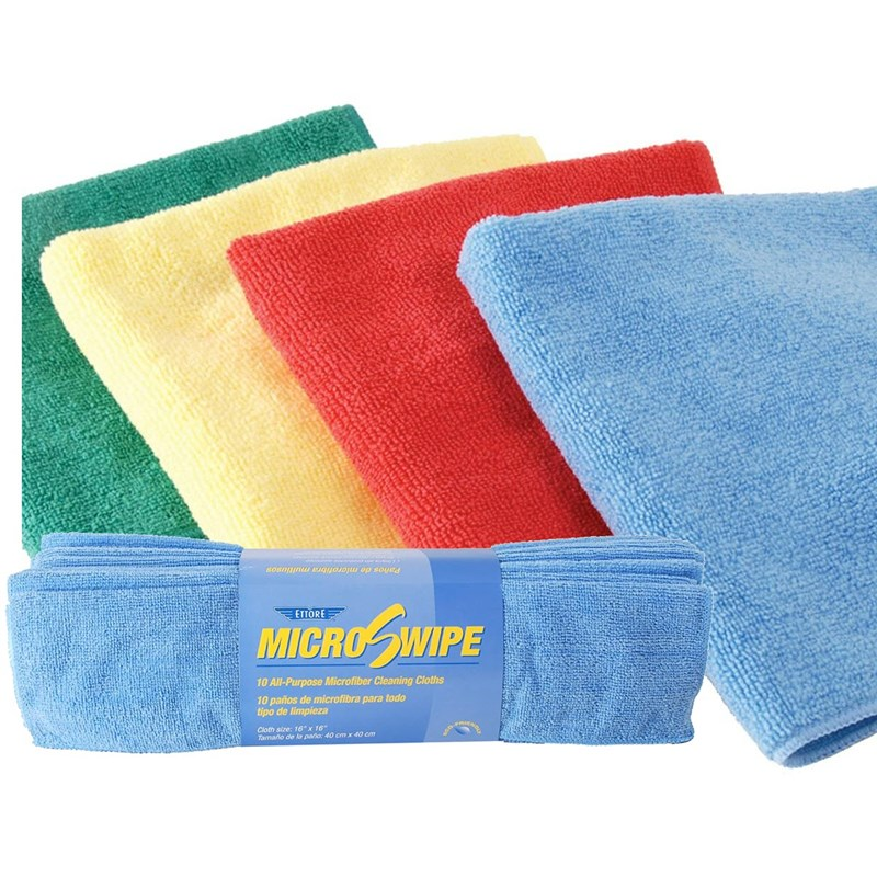 Ettore MicroSwipe Microfiber Towel