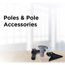 Poles & Pole Accessories