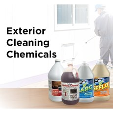 Exterior Cleaning Chems