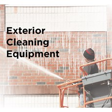 Exterior Cleaning Equip