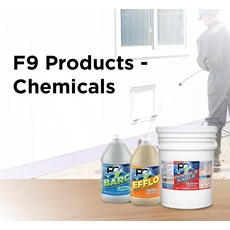 F9 Products - Chemicals
