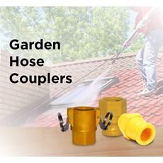 Garden Hose Couplers
