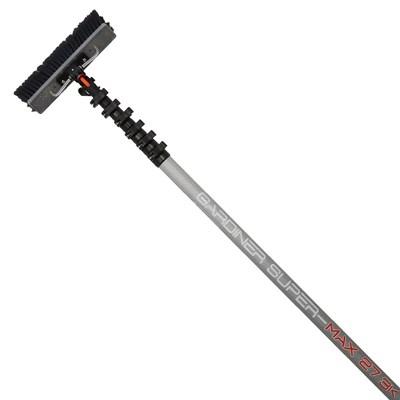 SuperMax 3K 27ft Tele Pole HM carbon