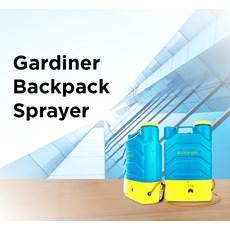 Gardiner Backpack Sprayer