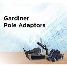 Gardiner Pole Adaptors