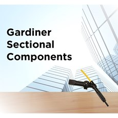 Gardiner Sectional Components