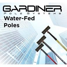 Gardiner Water-Fed Poles