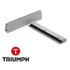 Triumph Cover Gray 06in