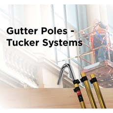 Gutter Poles - Tucker Systems