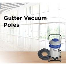Gutter Vacuum Poles
