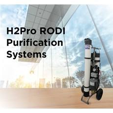 H2Pro RODI Purification Systems