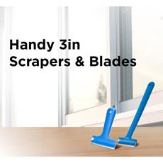 Handy 3in Scrapers & Blades