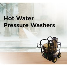Hot Water Pressure Washers