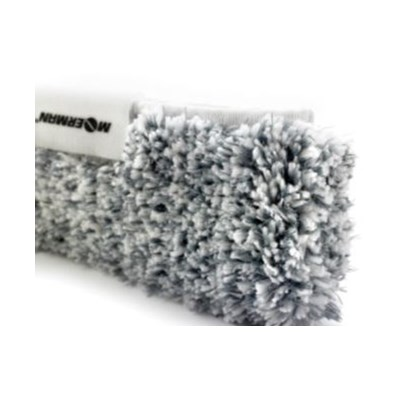 Moerman Silver MicroFiber Sleeve with End Scrubber Image 3