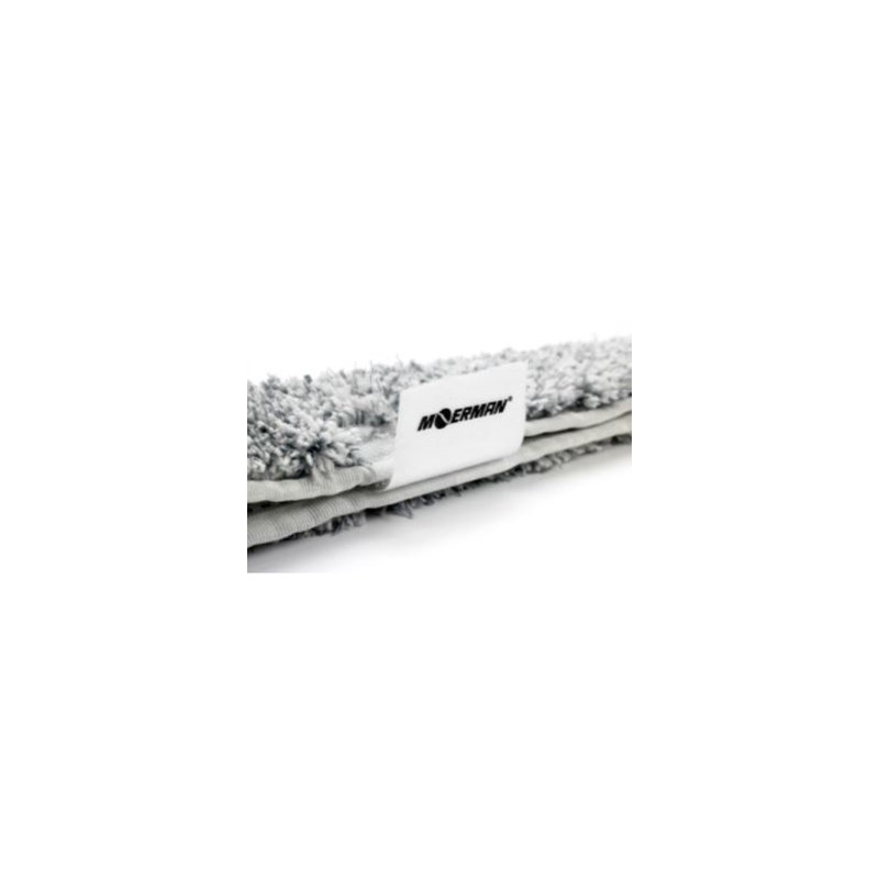 Moerman Silver MicroFiber Sleeve with End Scrubber Image 5
