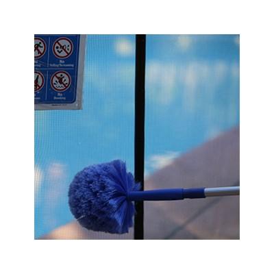 Brush Cobweb w/click lock feature Ettore Image 4