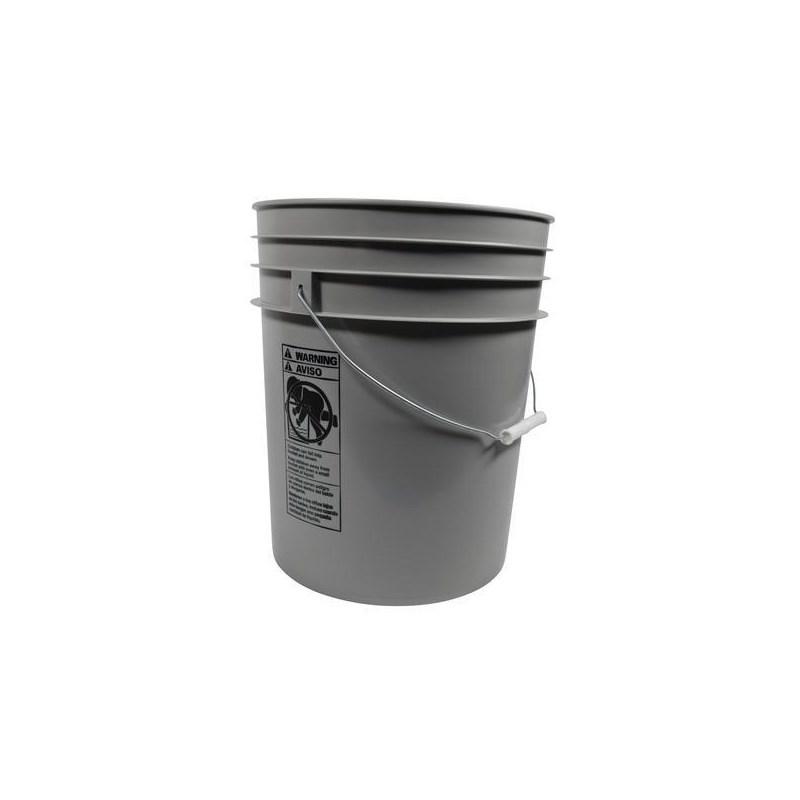 Bucket 5 Gallon Round Image 1