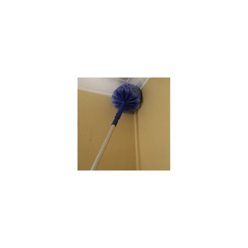 Brush Cobweb w/click lock feature Ettore Image 2