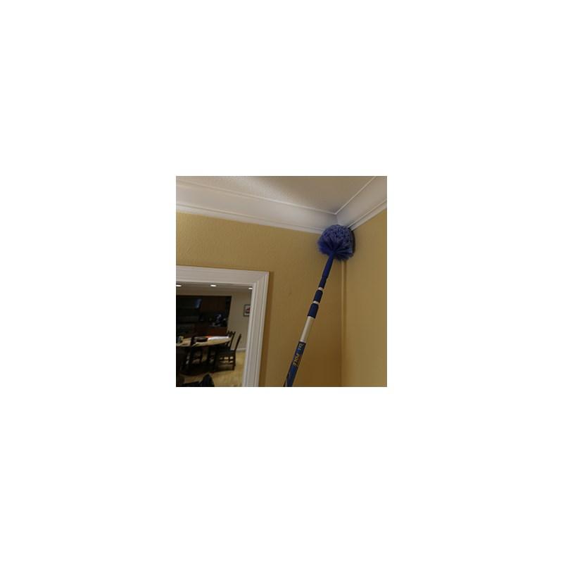 Brush Cobweb w/click lock feature Ettore Image 1
