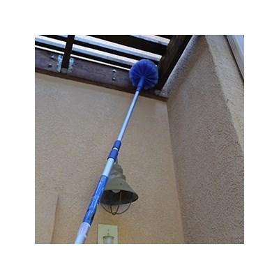Brush Cobweb w/click lock feature Ettore Image 6