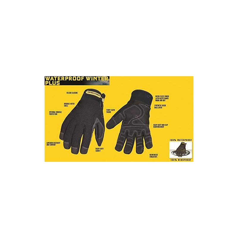 Youngstown WinterPlus Gloves Image 1