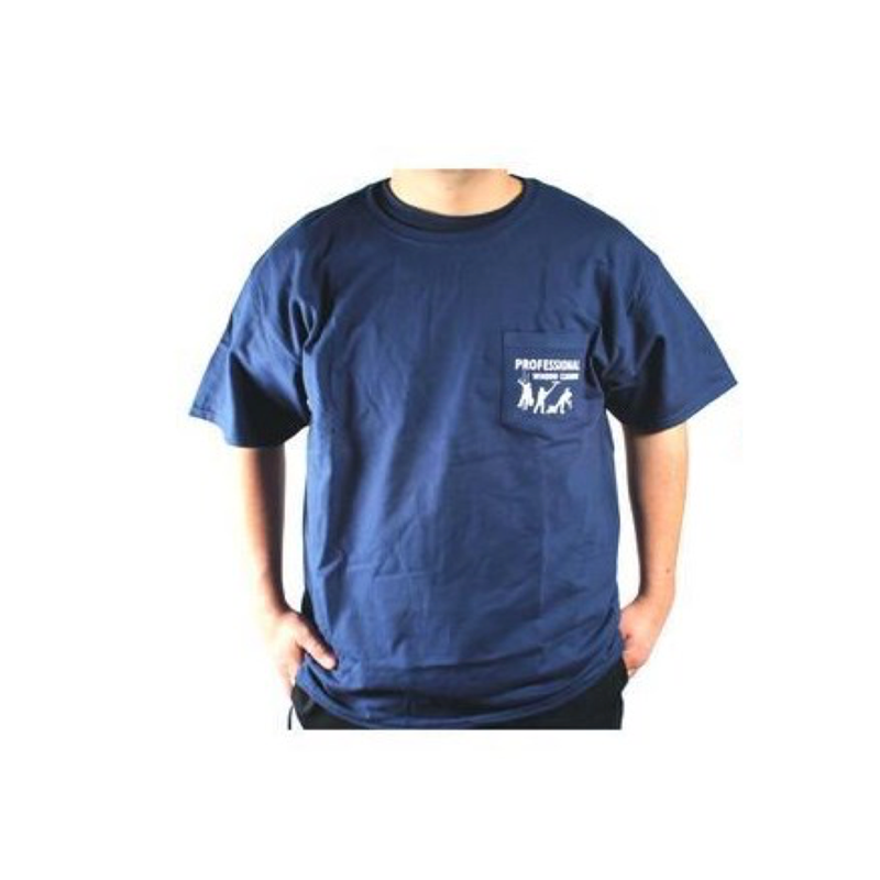 4 Dudes Navy Blue T-Shirt  Image 1