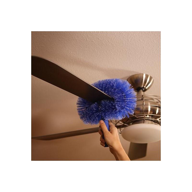 Brush Ceiling Fan Ettore Image 2
