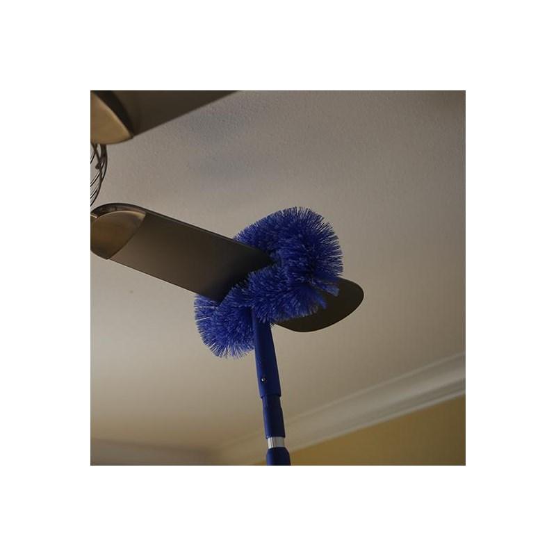 Brush Ceiling Fan Ettore Image 1