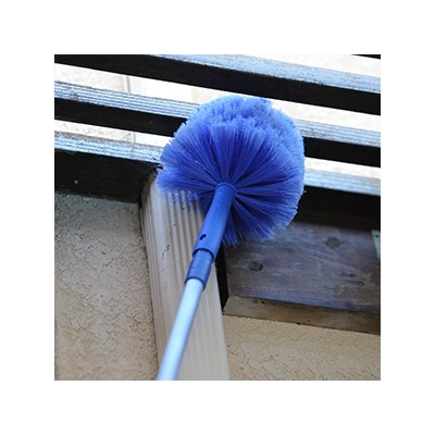 Brush Cobweb w/click lock feature Ettore Image 5