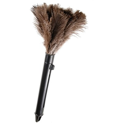 Elite Ostrich Feather Duster Ettore Image 1