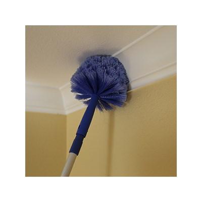 Brush Cobweb w/click lock feature Ettore Image 3