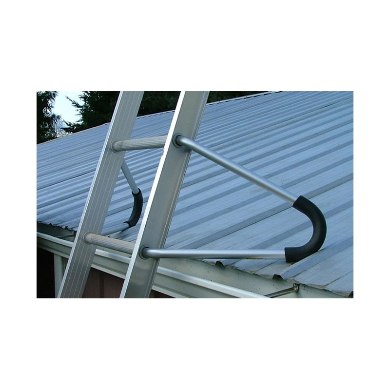 Ladder Stand Out - Stabilizer with Foam Elbows - Pair Image 3