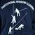 4 Dudes Navy Blue T-Shirt  Image 3