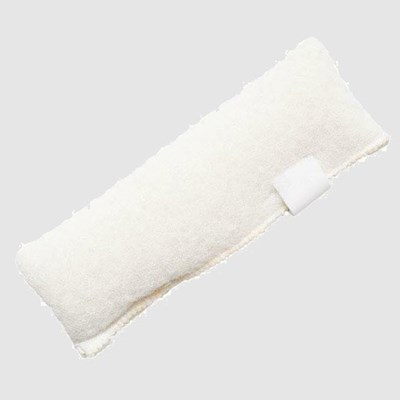 Wiljer Sleeve White Shark Scrub Pad  Image 1