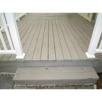 Deck & Wood Stain Barnegat Gray Gallon DRP Image 3