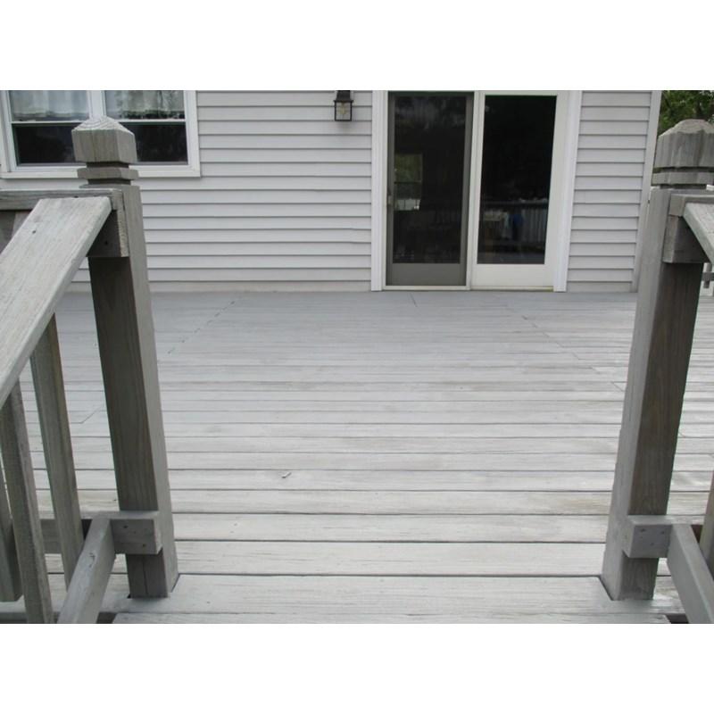 Deck & Wood Stain Barnegat Gray Gallon DRP Image 4