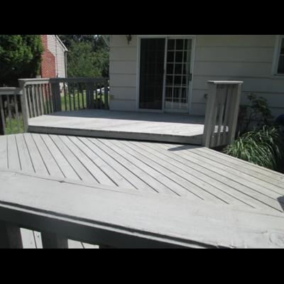 Deck & Wood Stain Barnegat Gray Gallon DRP Image 1