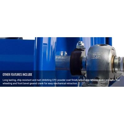 Reel 200/300ft 5000psi Electric 12v Cox Image 1