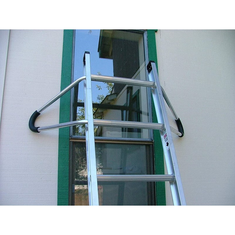 Ladder Stand Out - Stabilizer with Foam Elbows - Pair Image 4