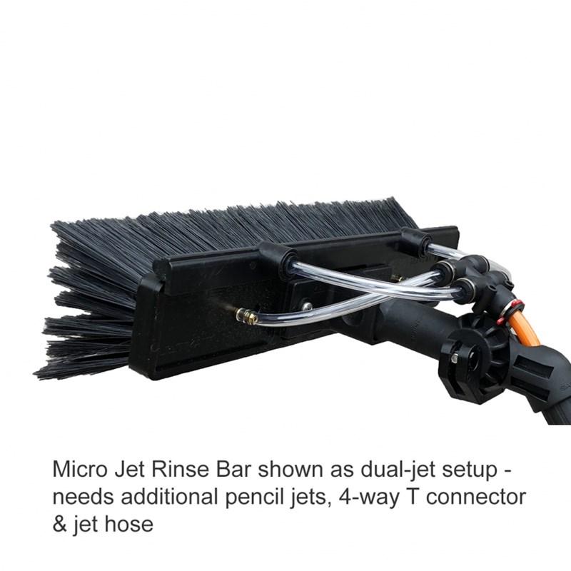 Micro Jet Rinse Bar 10in  Gardiner Image 90